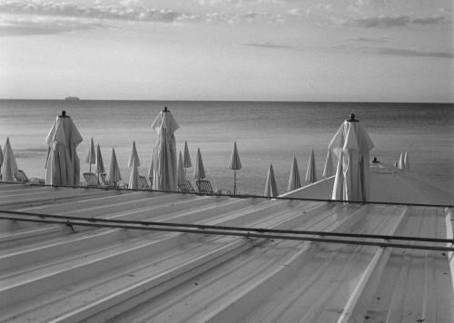 Nizza - Der Strandblick