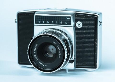 Pentina fm spiegelreflexkamera