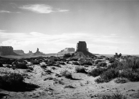 Monument Valley USA 2002