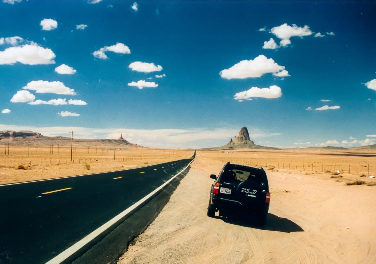 USA-Westen-Landschaft