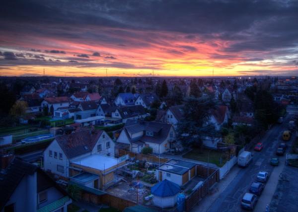 Ruesselsheim Urban Life