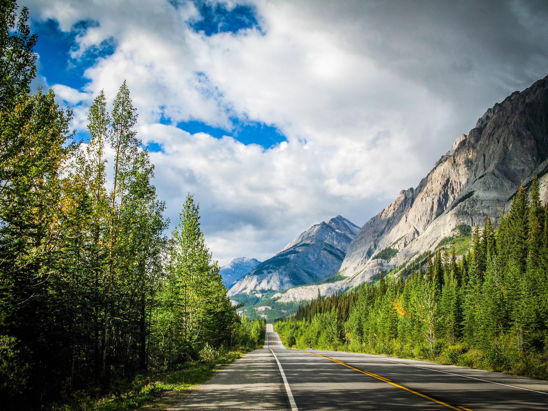 Kanadischer Highway